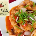 An Appetizing lunch at Thai Wok Restaurant in Dubai