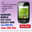 Samsung Galaxy Mini GTS-5570