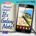 Samsung Galaxy Note 16GB – Blue