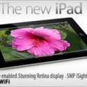 The New iPad 3 16GB wifi [Black]