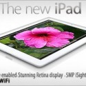 The New iPad 3 16GB wifi [White]